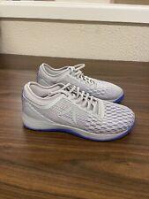 Reebok Crossfit Nano 8 Flexweave Gray Training Shoes Sneakers Men's Size 7.5