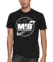 Men In Black MIB Round Logo T-Shirt