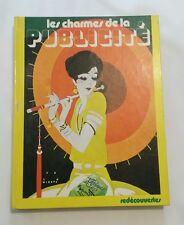 Livre - Les charmes de la publicité / EO 1971 / STERNBERG / REDECOUVERTE