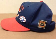 Chicago Bears Snap Back Hat NFL Football bonus pins Pro Line vintage truckers