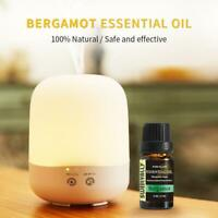 2 Bottle Aromatherapy Essential Oils Natural Pure Oil 10ml Diffuser Therapeutic