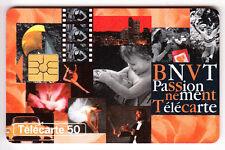 FRANCE  TELECARTE / PHONECARD .. 50U  F729 GEM2 TEST BNVT B74328003  UT/TBE C.9€