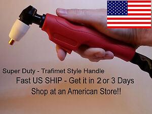 PT31 Plasma Torch SUPER DUTY Std. 2pin 13-ft M16 - Fix Plasma Cutter *US SHIP*