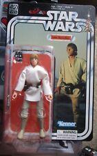 "6"" Star Wars Black Series 40th Luke Skywalker figure"