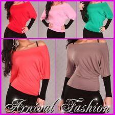 Long Sleeve Blouses Draped Tops for Women