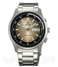 NEW ORIENT Marshall SEM7E00AU9 Automatic Watch Made in Japan Free shipping