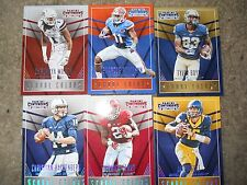 2016 Panini School Colors Asst. Cards (6)