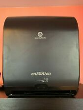 Gp Automatic Touchless Roll Paper Towel Dispenser 59462A Black
