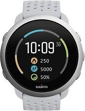 Suunto 3 Smart Watch Activity Tracker - Pebble White