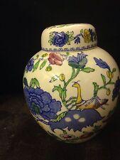 British Masons Pottery Jars