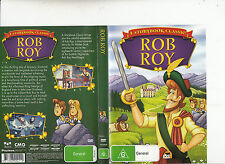 Rob Roy-Animated-1987-Australia-DVD