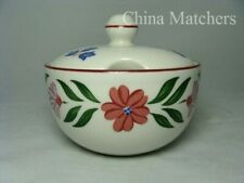 MARKS & SPENCER CRANBROOK LIDDED SUGAR BOWL IN VERY GOOD CONDITION