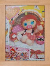 """NEW  Lalaloopsy Babies 12"""" Doll - BEA SPELLS-A-LOT"""