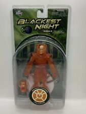 DC Direct Blackest Night: Series 8: Orange Lantern Lex Luthor Action Figure