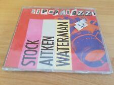 Stock Aitken Waterman  -   S.S. PAPARAZZI   ( 3inch )  - Maxi CD - aus Sammlung