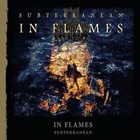 IN FLAMES - SUBTERRANEAN (RE-ISSUE 2014) SPECIAL EDT.  CD NEW+