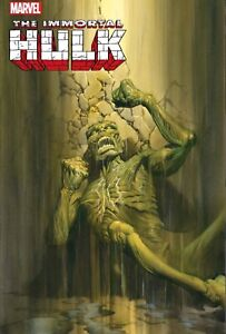 IMMORTAL HULK #45 COVER A  🔥🔑 4/07/21 FREE SHIPPING AVAILABLE