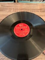 COLUMBIA RECORDS 78 - FRANKIE CARLE - A LITTLE ON THE LONELY SIDE TALK W/ LORD
