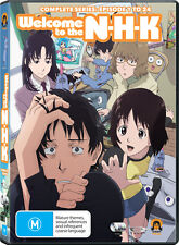 Welcome to the NHK (4 Disc Set) (DVD) R4 Anime