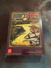 Imperial Struggle Board Game GMT New In Shrink