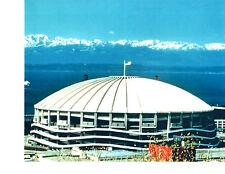 KINGDOME SEATTLE MARINERS 8X10 PHOTO GRIFFEY BUHNER SEAHAWKS FOOTBALL BASEBALL