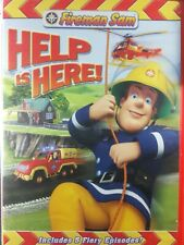 Help Is Here (Fireman Sam) DVD