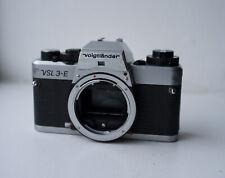 Voigtlander VSL-3E Film SLR Camera + Autowinder