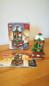 Lego 40293 - Le carrousel de Noël - Edition limitée - Occaison