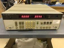 BOONTON 1121 Audio Analyzer Analysator AC//DC-Pegel Verzerrung SINAD Frequenz