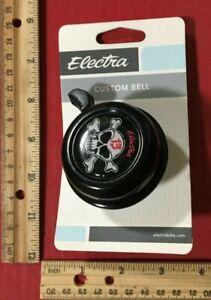 NEW Electra Jolly Roger 13 Black Bing-Bong Bike Bell