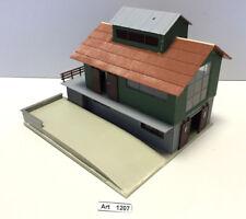 Faller B-157 H0 Lagerhalle mit beweglichen Toren,fertig gebaut,1:87,selten & RAR