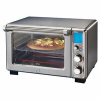 Oster Digital Stainless Steel Countertop Turbo Convection Oven