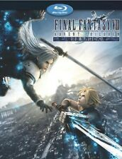 Final Fantasy VII Advent Children Complete [Bluray], New, Free Shipping