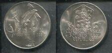 CSSR TSCHECHOSLOWAKEI 1988 - 50 Kronen in Silber, stgl. - JURAJ JANOSIK