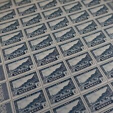 FEUILLE SHEET SÉNÉGAL FRANCE COLONIE N°116 x50 1935 NEUF ** MNH