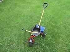 Puky Dreirad CAT 1 L mit Kippmulde und Schiebestange in rot