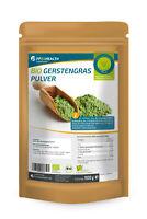 FP24 Health Bio Gerstengras Pulver - 1kg - aus Bayern - Gerstengraspulver 1000g