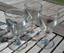 Drinkware/Stemware Hand Blown Antique Original Crystal & Cut Glass