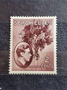 Seychelles 1941KGVI 2c MH V330