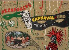 LUCHO AZCARRAGAS disco LP 33 giri MADE in USA Carnaval de Oro en Panama 1960