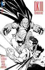 Dark Knight Iii The Master Race 1 Rare Greg Capullo Midtown Sketch Variant Nm