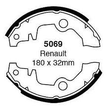 Renault 5 (1972-1984) 4 Van cwt (1972-1986) Brake Shoes EBC 5069