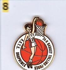 JL9# Pins sports Arthus bertrand neuf 24 h Basket Tullins-Fures ASTE Dauphinex