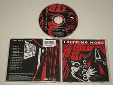 Faith No More / King For A Day Fool For A Lifetime ( Slash /London 828 560-2) CD