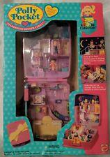 New in box Polly Pocket Star Bright Dinner Party - Keepsake 1994 Bluebird 100%