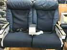 Vintage Delta Airlines First Class Seat Assembly 767 Aircraft Weber Zodiac 6000