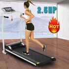 1500W Folding Electric Treadmill Walking Running Machine 300lbs Capacity Home^