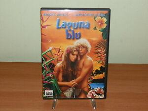LAGUNA BLU DVD FILM DI RANDAL KLEISER USATO SICURO