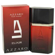 Azzaro POUR HOMME ELIXIR eau de toilette   100ml
