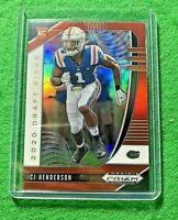 CJ HENDERSON PRIZM RED ROOKIE CARD JERSEY #15 JAGUARS 2020 Prizm DP SP RED RC